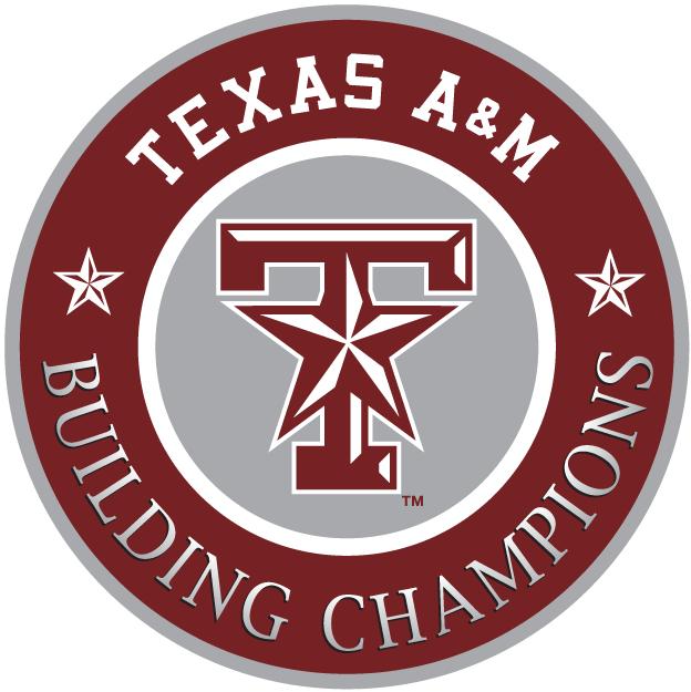 Texas A&M Aggies Logo Misc Logo (2001-Pres) - Building Champions logo SportsLogos.Net
