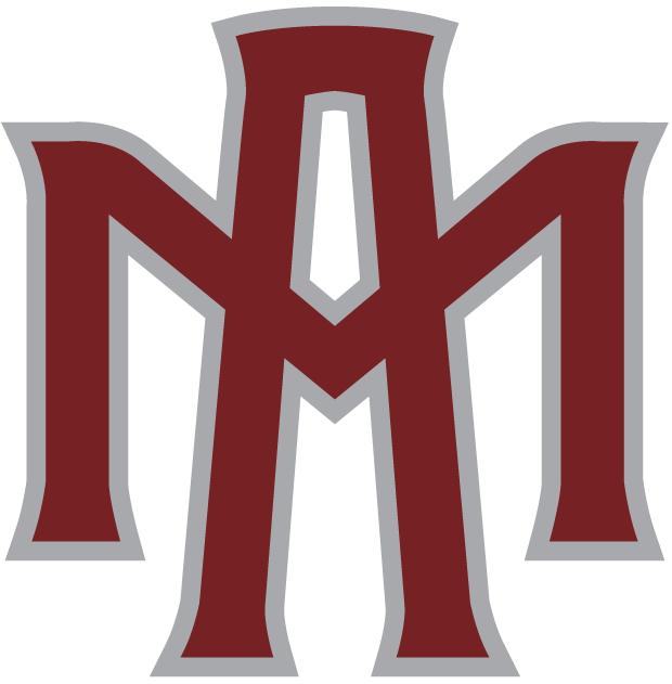 Texas A&M Aggies Logo Alternate Logo (2001-Pres) - Interlocking MA letters SportsLogos.Net