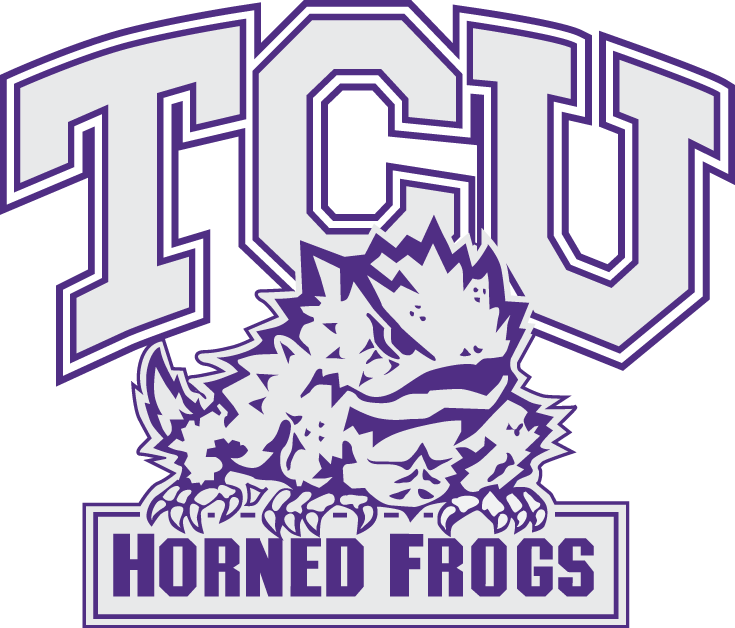 TCU Horned Frogs Alternate Logo - NCAA Division I (s-t) (NCAA s-t) - Chris  Creamer's Sports Logos Page - SportsLogos.Net