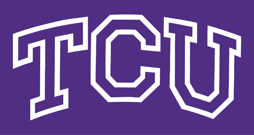 TCU Horned Frogs Wordmark Logo - NCAA Division I (s-t) (NCAA s-t) - Chris  Creamer's Sports Logos Page - SportsLogos.Net