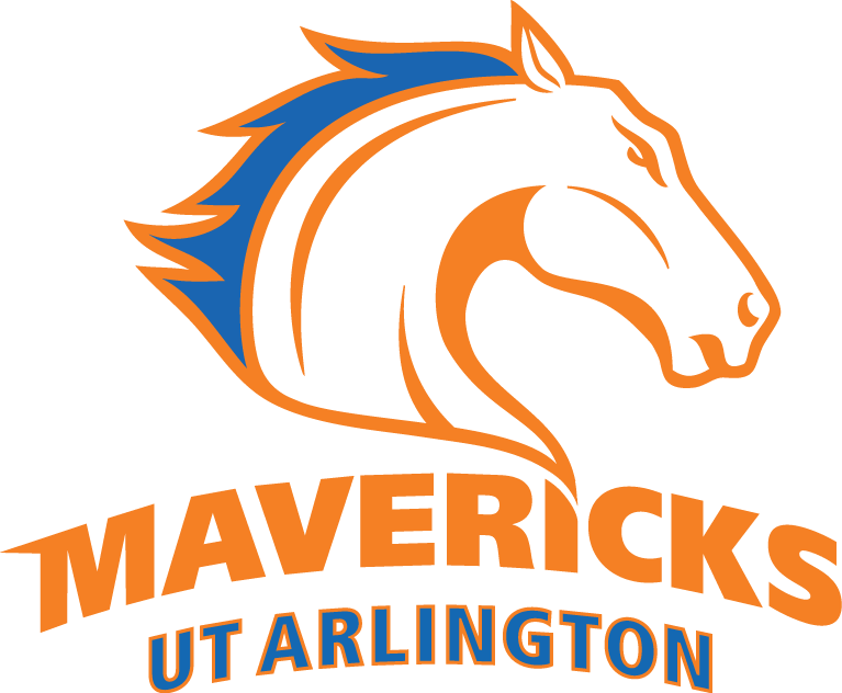 Texas-Arlington Mavericks Logo Primary Logo (2007-Pres) -  SportsLogos.Net