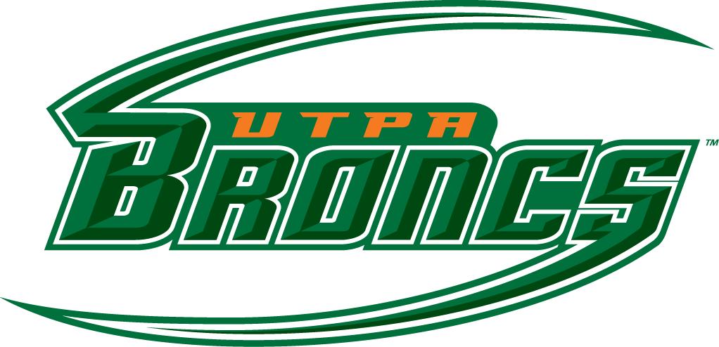 Texas-Pan American Broncs Logo Secondary Logo (2010-2014) -  SportsLogos.Net