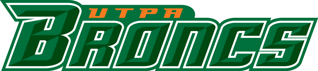 Texas-Pan American Broncs Logo Primary Logo (2010-2014) -  SportsLogos.Net