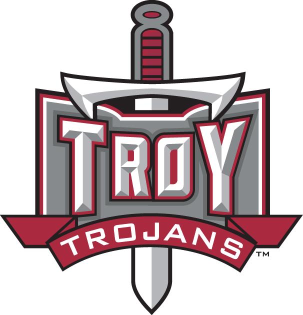 Troy Trojans Logo Secondary Logo (2004-Pres) -  SportsLogos.Net