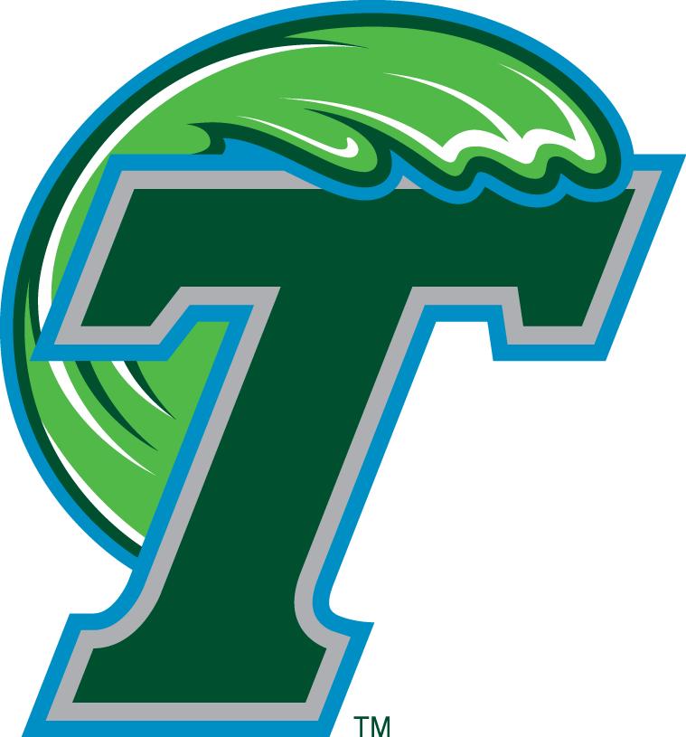 Tulane Green Wave Logo Primary Logo (2014-Pres) -  SportsLogos.Net