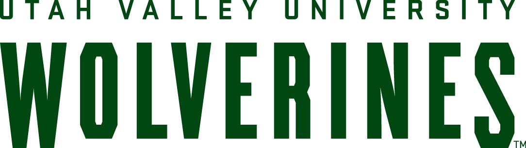 Utah Valley Wolverines Logo Wordmark Logo (2012-Pres) -  SportsLogos.Net