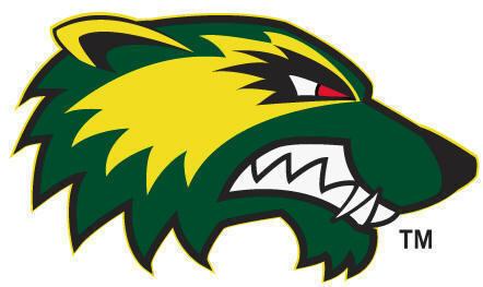 Utah Valley  Wolverines Logo Secondary Logo (1999-2007) -  SportsLogos.Net