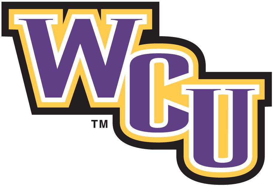 Western Carolina Catamounts Logo Wordmark Logo (1996-2007) -  SportsLogos.Net