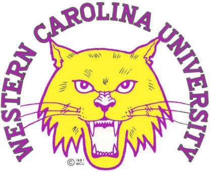 Western Carolina Catamounts Logo Primary Logo (1981-1995) -  SportsLogos.Net