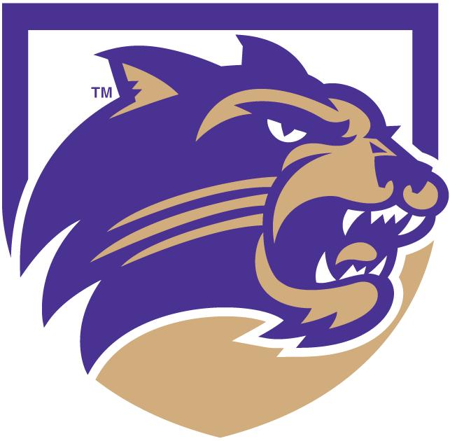 Western Carolina Catamounts Logo Alternate Logo (2008-Pres) - Catamount Cat Head in Shield SportsLogos.Net