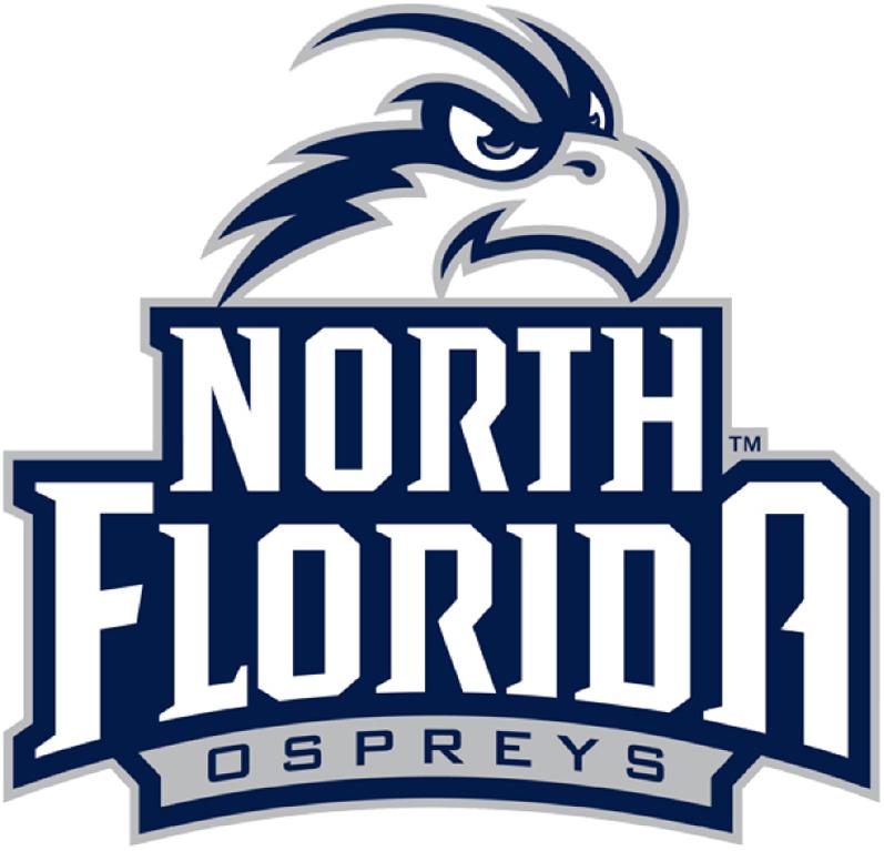UNF Ospreys Logo Alternate Logo (2014-Pres) -  SportsLogos.Net