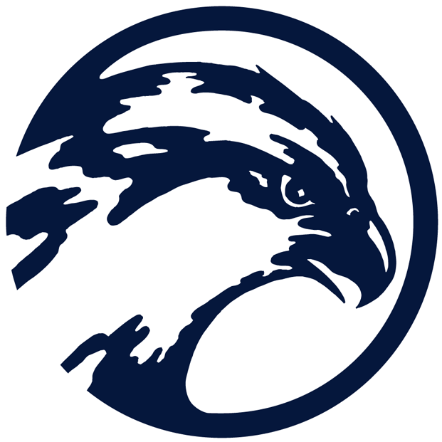 UNF Ospreys Logo Primary Logo (1998) -  SportsLogos.Net