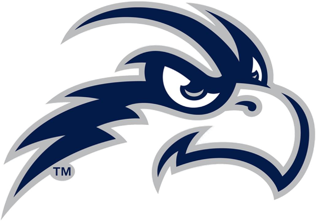 UNF Ospreys Logo Partial Logo (2014-Pres) -  SportsLogos.Net