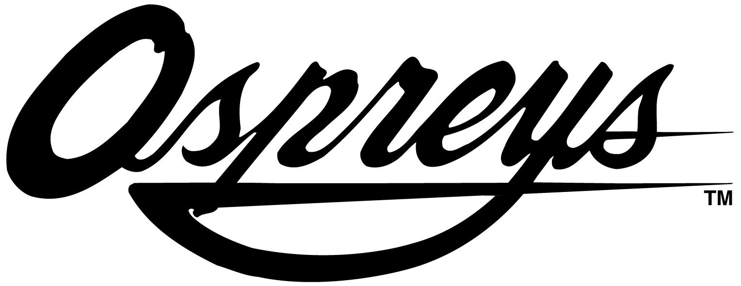 UNF Ospreys Logo Wordmark Logo (1998) -  SportsLogos.Net