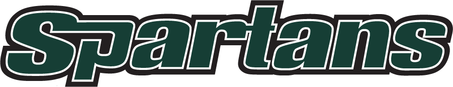 USC Upstate Spartans Logo Wordmark Logo (2003-2010) -  SportsLogos.Net