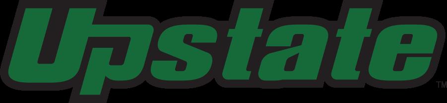 USC Upstate Spartans Logo Wordmark Logo (2011-2021) -  SportsLogos.Net