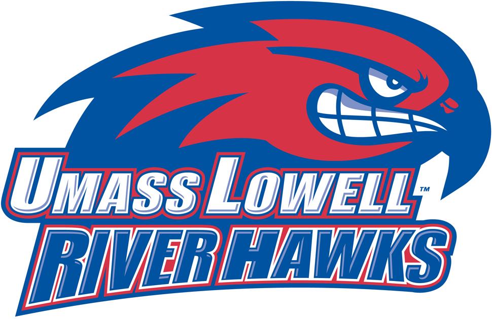 UMass Lowell  River Hawks Logo Primary Logo (2010-Pres) -  SportsLogos.Net