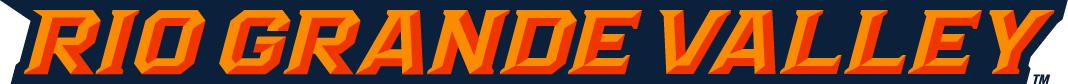 UTRGV Vaqueros Logo Wordmark Logo (2015-Pres) -  SportsLogos.Net