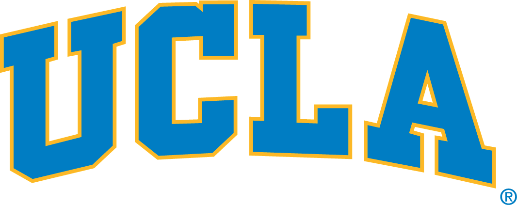 ucla bruins wordmark logo ncaa division i u z ncaa u z chris rh sportslogos net NCAA Div 2 Baseball ncaa basketball logos images