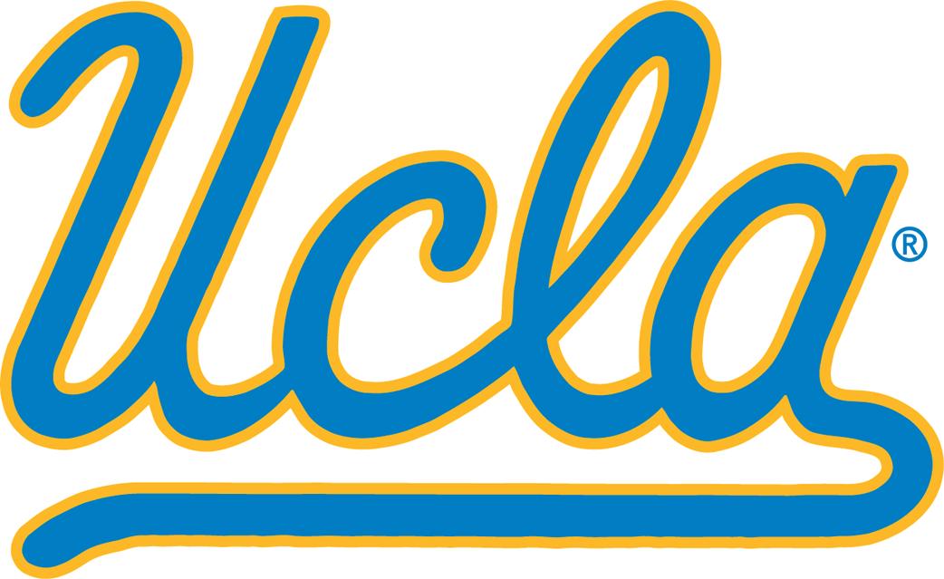 UCLA Bruins Logo Primary Logo (1964-1995) -  SportsLogos.Net