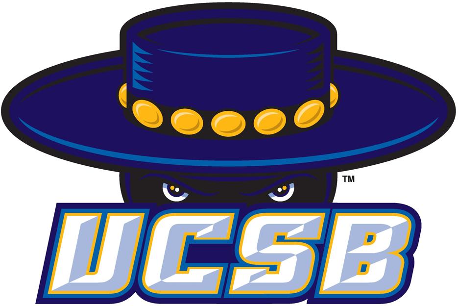 UCSB Gauchos Logo Primary Logo (2010-Pres) -  SportsLogos.Net