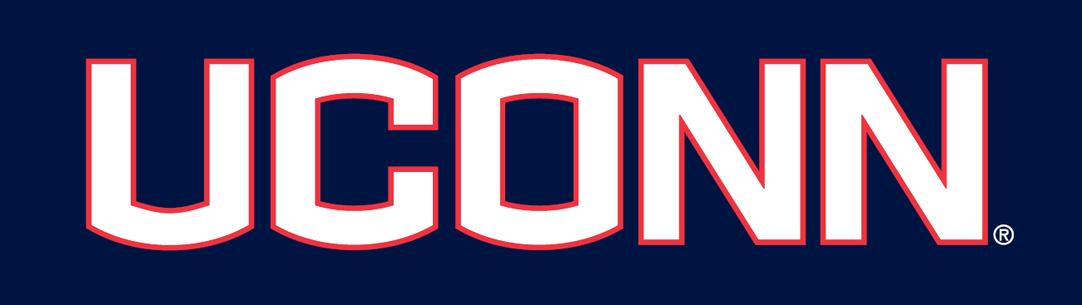 UConn Huskies Logo Wordmark Logo (2013-Pres) -  SportsLogos.Net