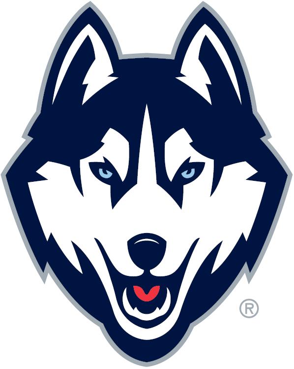 UConn Huskies Logo Partial Logo (2013-Pres) -  SportsLogos.Net