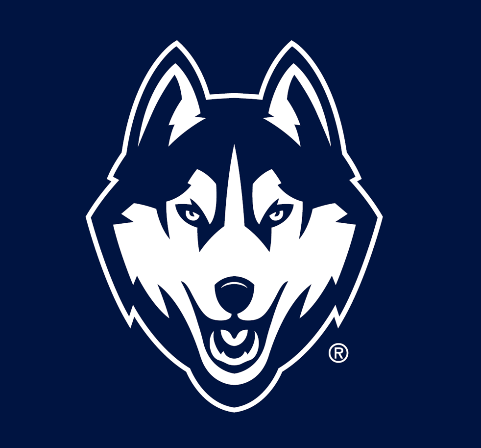 New Uconn Logo Wallpaper Uconn Huskies Partial Logo