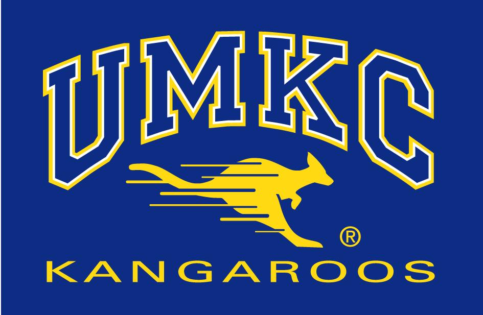 UMKC Kangaroos Logo Alternate Logo (1987-2004) -  SportsLogos.Net