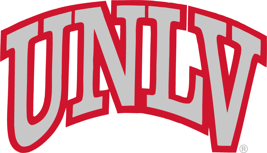 UNLV Rebels Logo Alternate Logo (2018-Pres) - Arch UNLV SportsLogos.Net