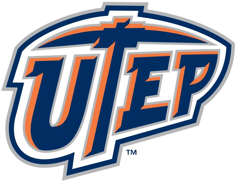 Utep Miners Logo Utep Miners Alternate Logo