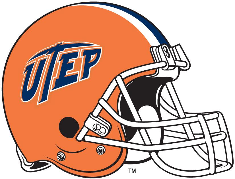 Utep Miners Logo Utep Miners Helmet Logo Ncaa