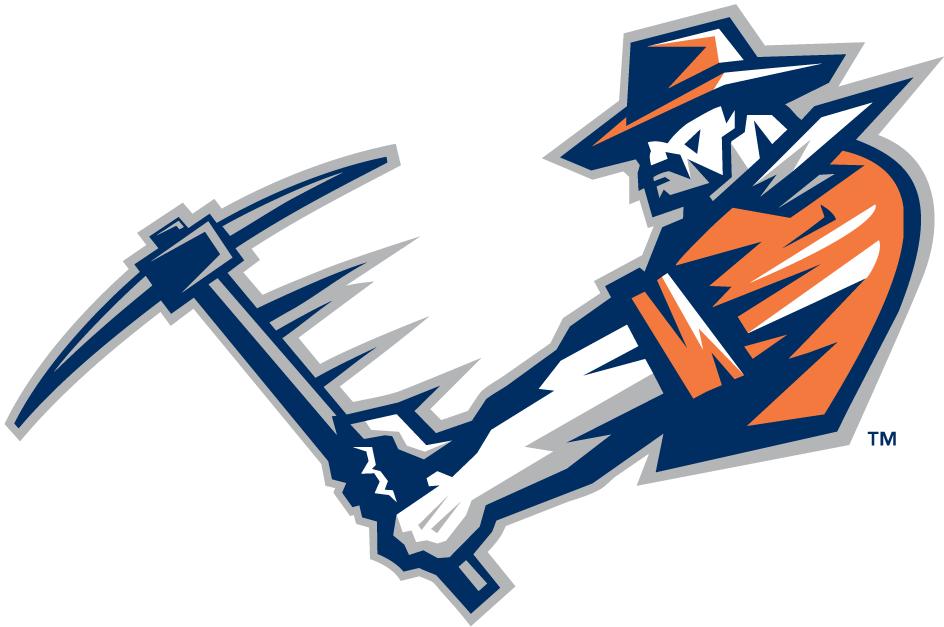 UTEP Miners Logo Alternate Logo (1999-Pres) - Miner SportsLogos.Net
