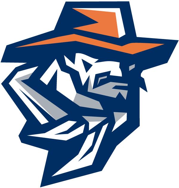 UTEP Miners Logo Alternate Logo (1999-Pres) - Miner head SportsLogos.Net