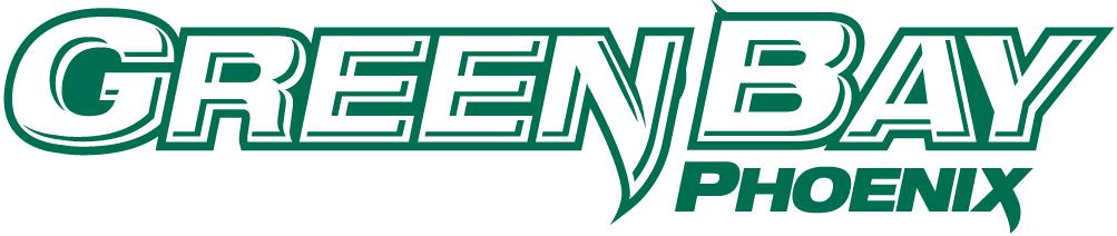 Wisconsin-Green Bay Phoenix Logo Wordmark Logo (2007-2018) -  SportsLogos.Net