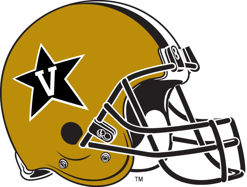 Vanderbilt Commodores Helmet Helmet (2008-Pres) -  SportsLogos.Net