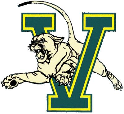 Vermont Catamounts Logo Primary Logo (1981-1997) -  SportsLogos.Net