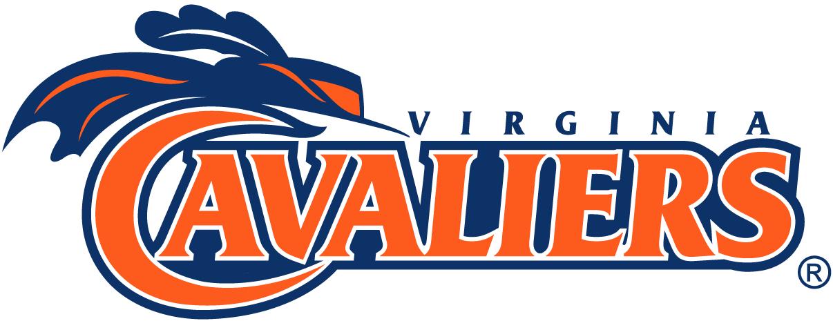 Virginia Cavaliers Logo Wordmark Logo (1983-1993) -  SportsLogos.Net