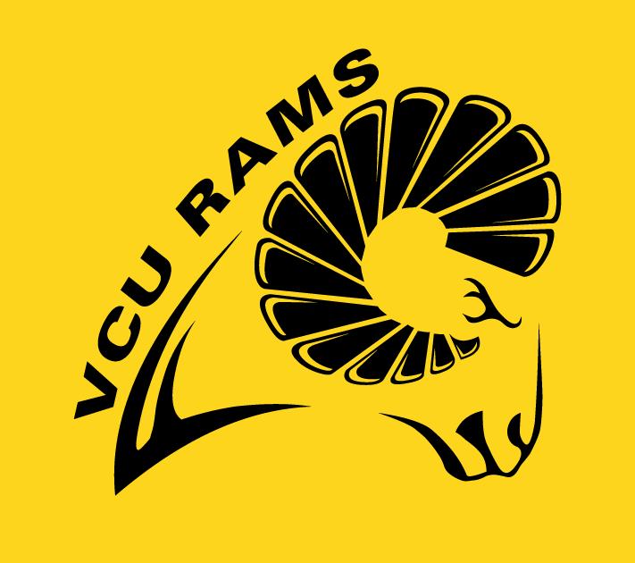 Virginia Commonwealth Rams Logo Alternate Logo (1998-2013) -  SportsLogos.Net