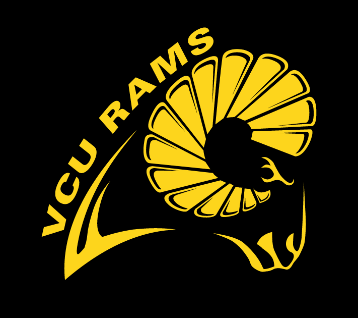 virginia commonwealth rams alternate logo ncaa division