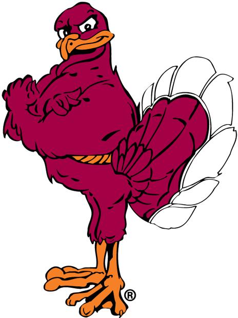 Virginia Tech Hokies Logo Mascot Logo (2000-Pres) -  SportsLogos.Net