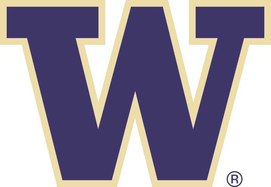 Washington Huskies Logo Alternate Logo (2001-2006) -  SportsLogos.Net
