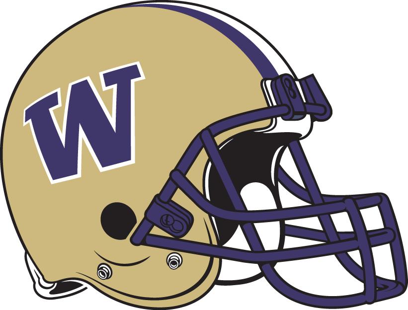 Washington Huskies Helmet Helmet (2001-Pres) -  SportsLogos.Net