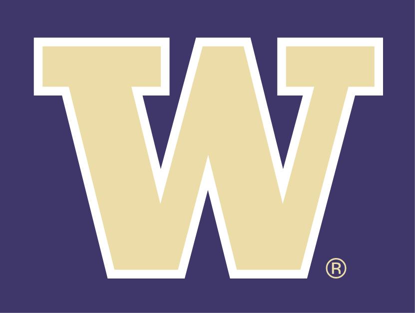 Washington Huskies Logo Alternate Logo (2001-Pres) -  SportsLogos.Net