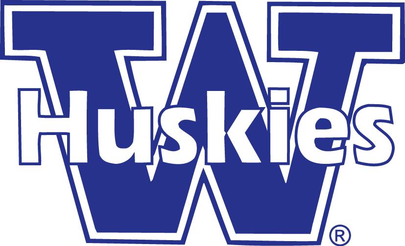 Washington Huskies Logo Alternate Logo (1983-1986) -  SportsLogos.Net