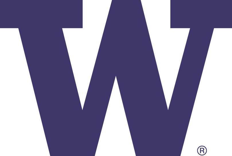 Washington Huskies Logo Secondary Logo (2001-2006) -  SportsLogos.Net