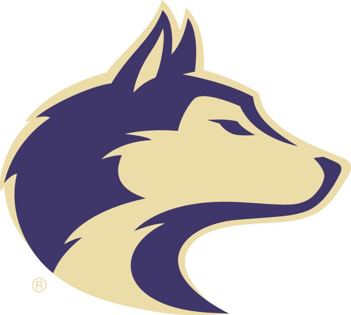Washington Huskies Logo Secondary Logo (2007-2011) -  SportsLogos.Net