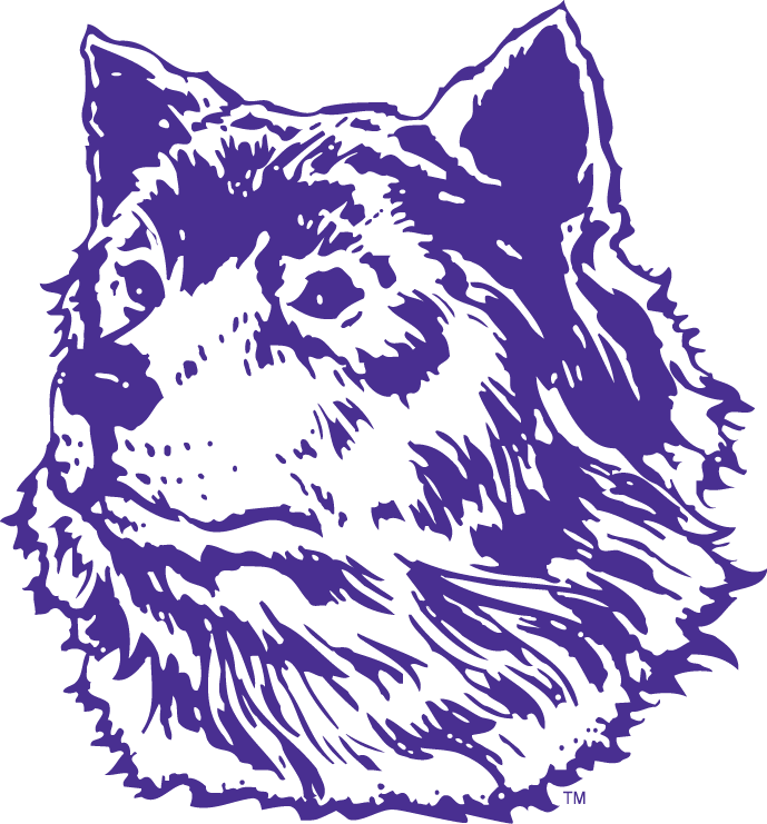 Washington Huskies Logo Primary Logo (1971-1975) -  SportsLogos.Net