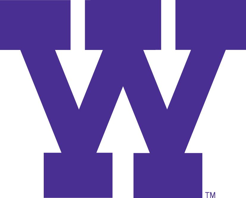 Washington Huskies Logo Primary Logo (1953-1957) -  SportsLogos.Net