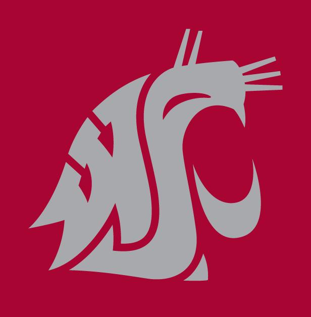 Washington State Cougars Logo Alternate Logo (1995-Pres) -  SportsLogos.Net